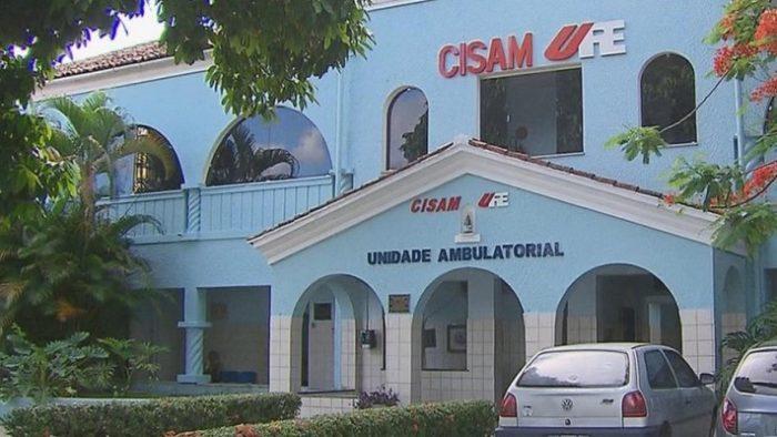 Referência em Pernambuco, o Cisam suspense atividades. Motivos: profissionais infectados.i